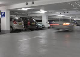 parkeergarage vloer