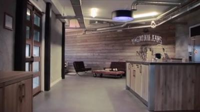 kantoorvloer