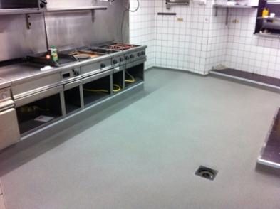 keukenvloer/smitvloeren